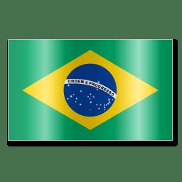 Brazil Flag 1 icon