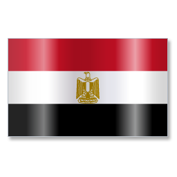 Egypt Flag 1 icon