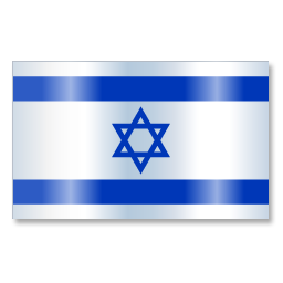 Israel Flag 1 icon