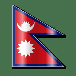 Nepal Flag 1 icon