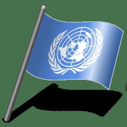 United Nations Flag 3 icon