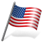United States Flag 3 icon