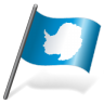 Antarctica-Flag-3 icon