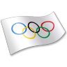 International-Olympic-Committee-Flag-2 icon