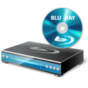 BluRay Player Disc icon