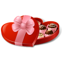 CandyBox HeartShaped icon