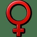 Sex Female icon