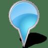 Map-Marker-Bubble-Azure icon