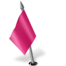 Map-Marker-Flag-2-Left-Pink icon