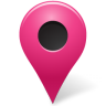 Map-Marker-Marker-Outside-Pink icon