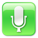 Microphone-Pressed icon