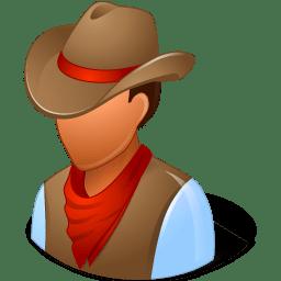 Historical Cowboy icon