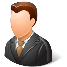 Office Client Male Light icon