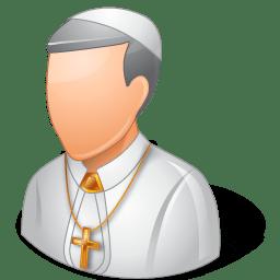 Religions Pope icon