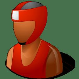 Sport Boxer Male Dark icon