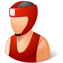 Sport Boxer Male Light icon