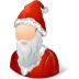Historical-Santa-Claus-Male icon