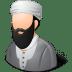 Religions-Muslim-Male icon