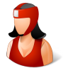 Sport-Boxer-Female-Light icon