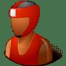 Sport-Boxer-Male-Dark icon