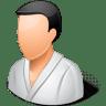 Sport-Wrestler-Male-Light icon
