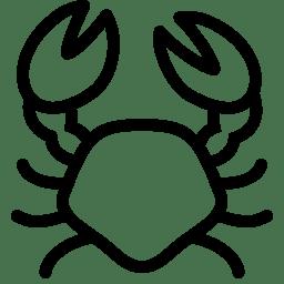 Animals Crab icon