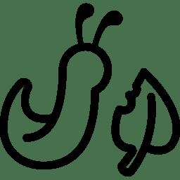 Animals Eating Slug icon