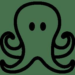 Animals Octopus icon