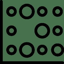 Data Heat Map icon