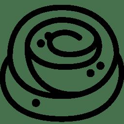 Food Cinnamon Roll icon
