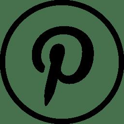 Logos Pinterest Copyrighted icon