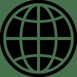 Maps Globe Filled icon