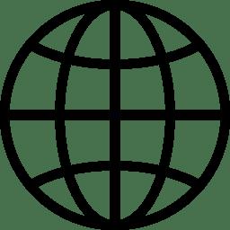 Maps Globe icon