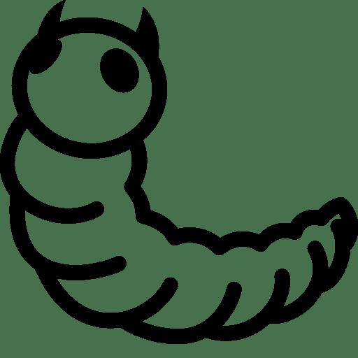 Animals-Caterpillar icon
