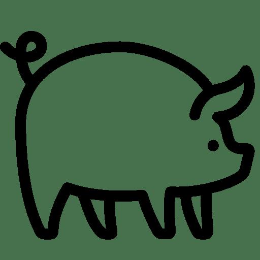 Animals-Pig icon