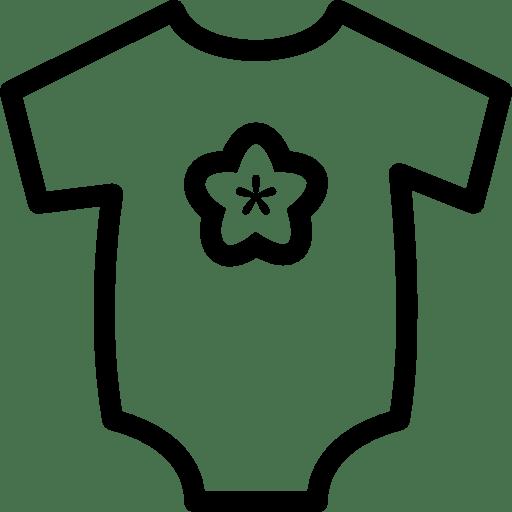 Baby-Romper icon