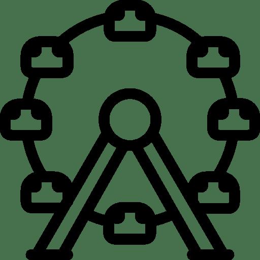 City Ferris Wheel icon
