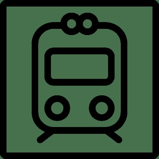 City-Railway-Station icon