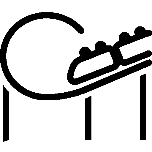 City-Roller-Coaster icon