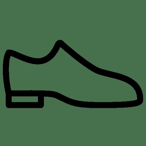 Clothing-Shoe-Man icon