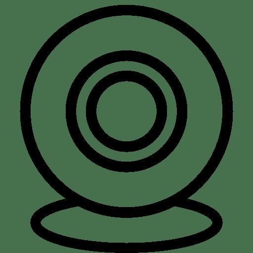 Computer Hardware Web Camera icon