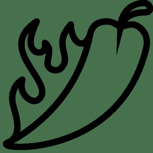 Cultures Chili Pepper icon