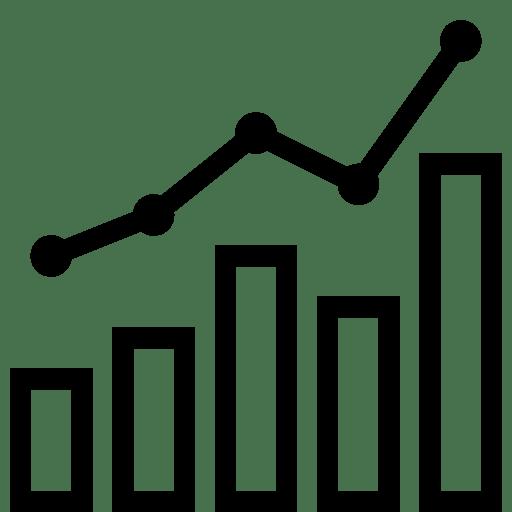 Data Combo Chart icon