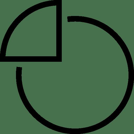 Data Pie Chart icon