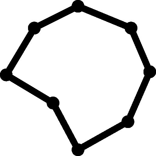Data Radar Plot icon