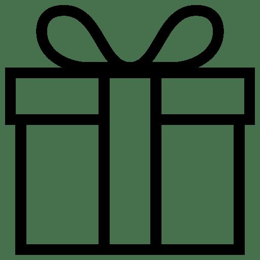 Ecommerce-Gift icon