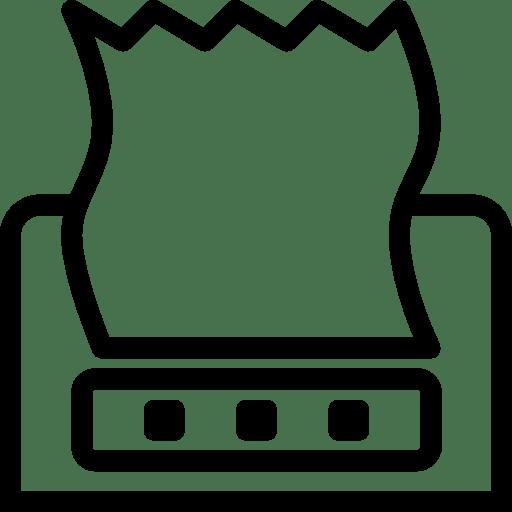 Ecommerce-Receipt icon