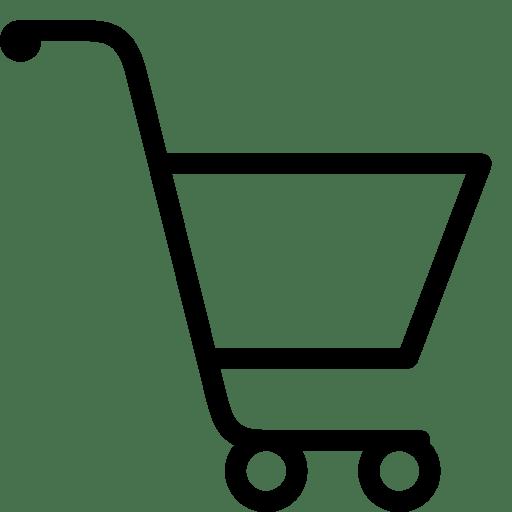 Ecommerce-Shopping-Cart-Empty icon