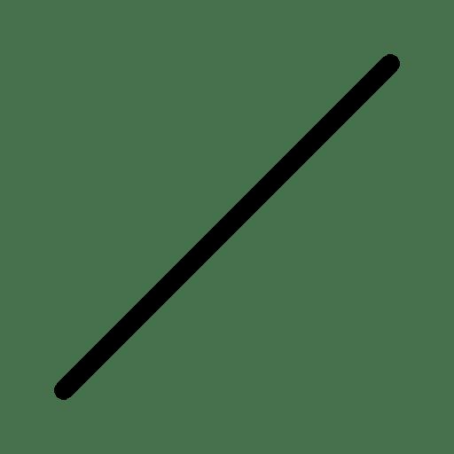 Editing Line icon