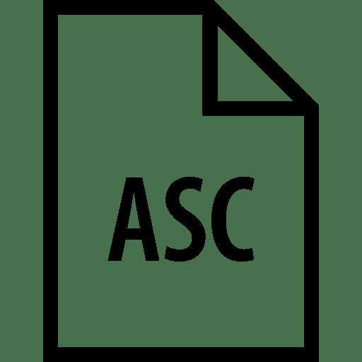 Files Asc icon